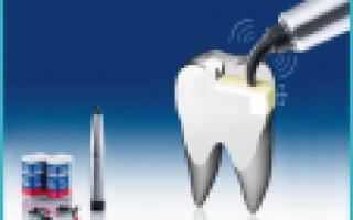 Ультразвук в стоматологии: Источники ультразвуковых колебаний (Продолжение). Применение ультразвука в эндодонтии Особенности работы ультразвука в стоматологии