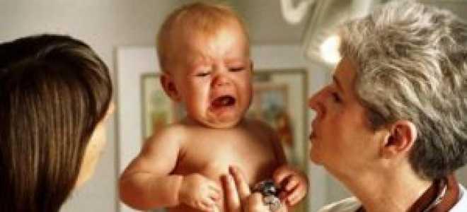 Больное горло ребенка 1 год. Особенности лечения больного горла у годовалых детейДругие][