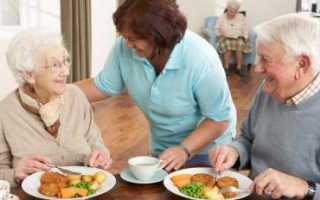 Пожилой человек отказывается от еды: что делать в этом случае. Спасибо, нет: как отказаться от еды Полный человек отказался от еды