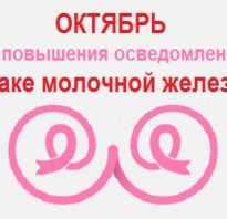 Всемирный день борьбы с раком груди. Всемирный День борьбы с раком молочной железы